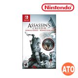 **PRE-ORDER** Assassin's Creed III Remastered for Nintendo Switch