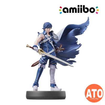 Amiibo Super Smash Bros Series (Incineroar | Chrom)
