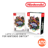 **PRE-ORDER** Lapis x Labyrint Limited Edition for Nintendo Switch