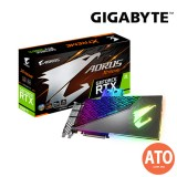GIGABYTE AORUS GeForce RTX™ 2080 Ti XTREME WATERFORCE WB 11G RGB GRAPHIC CARD (3 YEARS WARRANTY)