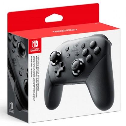 Nintendo Switch Pro Controller (Black)