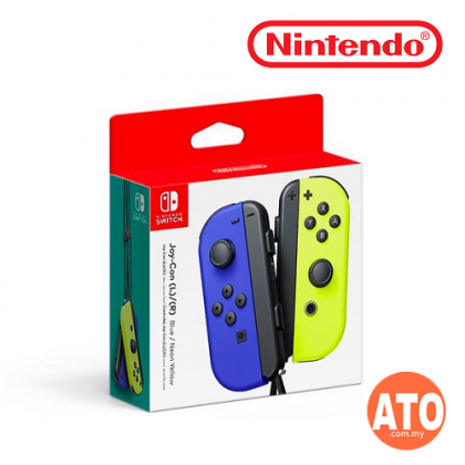 Nintendo Switch Joycon ( Neon | PinkGreen | BlueYellow | PurpleOrange)