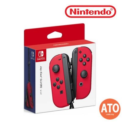 Nintendo Switch Joycon (Grey | Neon | Yellow | Pink/Green | Red)