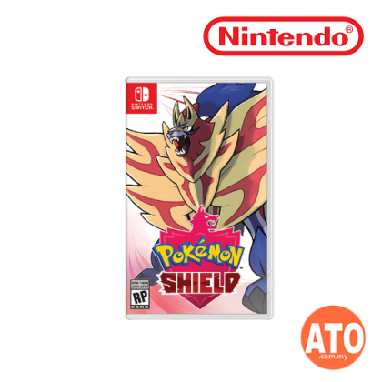 Pokemon Shield for Nintendo Switch (ENG/CHI)