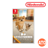 **PRE-ORDER** Little Friends Dogs & Cats for Nintendo Switch (ASIA) ETA 25 April 2019