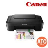 Canon E410 All in One Inkjet Color Printer (Print, Scan, Copy)