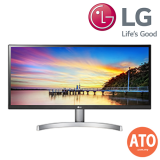 "LG 29WK600-W 29"" Class 21:9 UltraWide® Full HD IPS LED Monitor with HDR 10 (29"" Diagonal)"