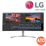 "LG 38WK95C-W 38-INCH Class 21:9 UltraWide® WQHD+ IPS Curved LED Monitor (37.5"" Diagonal)"