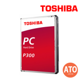 TOSHIBA P300 HDD 3.5-INCH 3TB SATA (7200/64MB) FOR DESKTOP (2 YEARS WARRANTY)