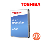 TOSHIBA V300 Video Streaming Hard Drive 3.5-INCH 1TB SATA (3 YEARS WARRANTY)