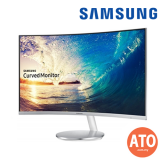 SAMSUNG 27-INCH Curved Monitor CF591 with Stylish Modern Design