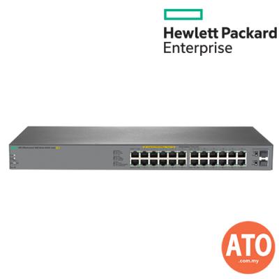 Hewlett Packard Enterprise OfficeConnect 1820 24G PoE+ (185W) Switch