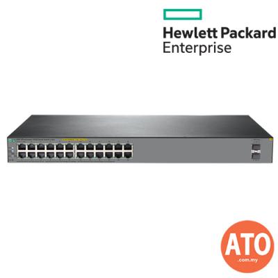 Hewlett Packard Enterprise OfficeConnect 1920S 24G 2SFP PoE+ 370W Switch