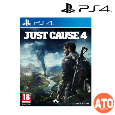 Just Cause 4 for PS4 (R3) CHI