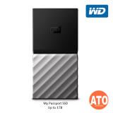 WD My Passport SSD 2TB