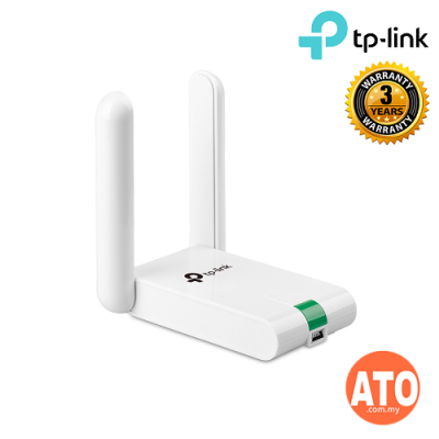 TP-Link 300Mbps High Gain USB Adapter (TL-WN822N)
