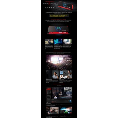 Avermedia Game Capture HD II C285 Solely Captivating