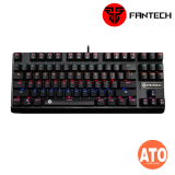 Fantech Mechanical Gaming Keyboard MK871 with Macro Keys, 87 Keys, Water Proof & Dust Proof