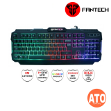 Fantech Membrane Gaming KeyboardK511, Backlit Pro, 104 Keys