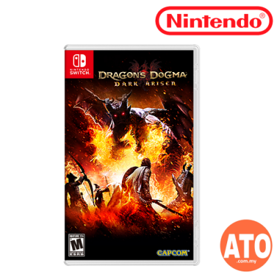 Dragon's Dogma : Dark Arisen for Nintendo Switch (JPN)