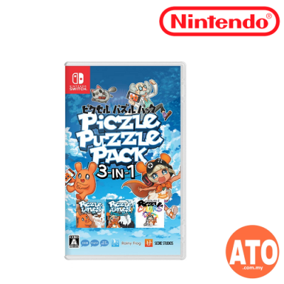 PICZLE PUZZLE PACK 3 IN 1 FOR NS (ENG/CHI)
