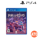 **PRE-ORDER** FOR THE KING FOR PS4 (US) ENG/CHI **ETA MAY 24