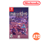 **PRE-ORDER** FOR THE KING FOR NS (US) ENG/CHI **ETA MAY 24