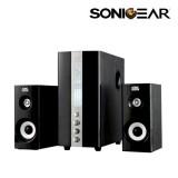 SonicGear Evo 5 Pro BTMI Speaker (Black)