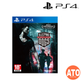Sleeping Dog Definitive Edition for PS4 (R3) 中文版