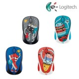 Logitech M238 Doodle Collection Wireless Mouse (1-YEAR WARRANTY)