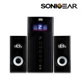 SonicGear Evo 7 Pro BTMI Speaker (Black)