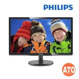 Philips 273V5LHAB 27'' LCD Monitor (VGA / HDMI, DVI-D Audio in/Out, Built-in Stereo Speaker)