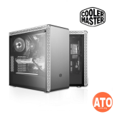 Cooler Master MasterBox MS600 TG Chassis (Silver | White)