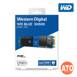 WD Blue SN500 NVME SSD 500GB