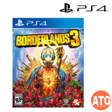 Borderland 3 for PS4 Standard Edition (ASIA) ENG/CHI