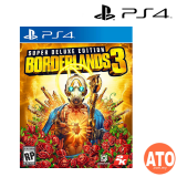 Borderland 3 for PS4 Super Deluxe Edition (ASIA) ENG/CHI