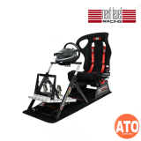 Next Level GTultimate V2 Racing Simulator Cockpit