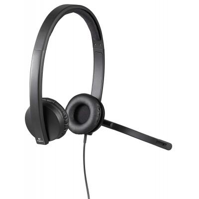 Logitech USB Headset H570e Stereo