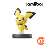 Amiibo Super Smash Bros Series (Pokemon Trainer | Pichu)