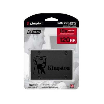 Kingston A400 SSD SATA 3 240GB (3 Years Warranty)