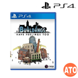 **PRE-ORDER** Buildings Have Feelings Too (US) for PS4 ENG/CHI/JPN - ETA 20.08.19