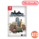 **PRE-ORDER** Buildings Have Feelings Too (US) for Nintendo Switch ENG/CHI/JPN - ETA 20.08.19