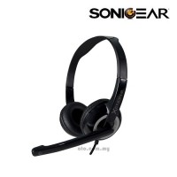 SonicGear Xenon 2 Headset (Grey | Green | Tequila | Red | Orange)