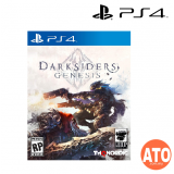 Darksiders Genesis (EU-ENG/CHI) for PS4 (R2)