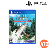 **PRE-ORDER** Real Fishing Road Trip Adventure (US) for PS4  - ETA July 2019