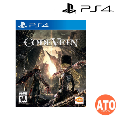 Code Vein for PS4 Standard Edition (R3) ENG