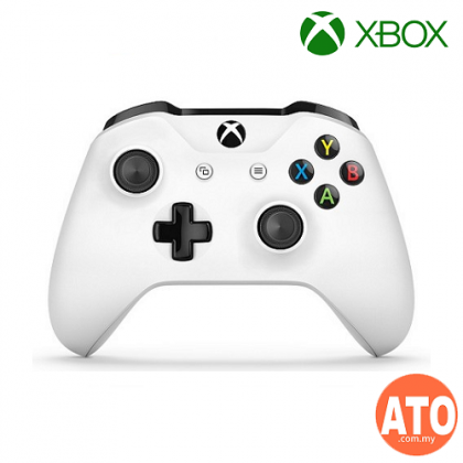 Microsoft Xbox One Wireless Controller Compatible with PC (Official/Original Product)
