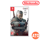 The Witcher 3 Wild Hunt Complete Edition for Nintendo Switch (Asia-ENG/CHI)