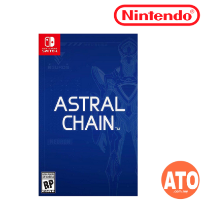 Astral Chain for Nintendo Switch (EU) ENG/CHI
