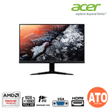 "Acer 25"" KG251Q Gaming Monitor (Dual HDMI / 1MS / 75HZ / FPS / VGA / FREESYNC)"